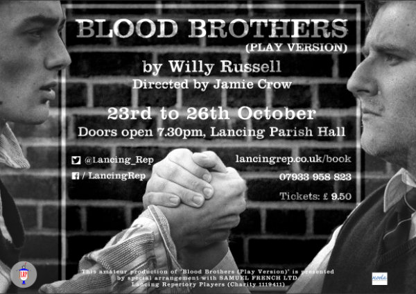 201910 Blood Brother Poster web final
